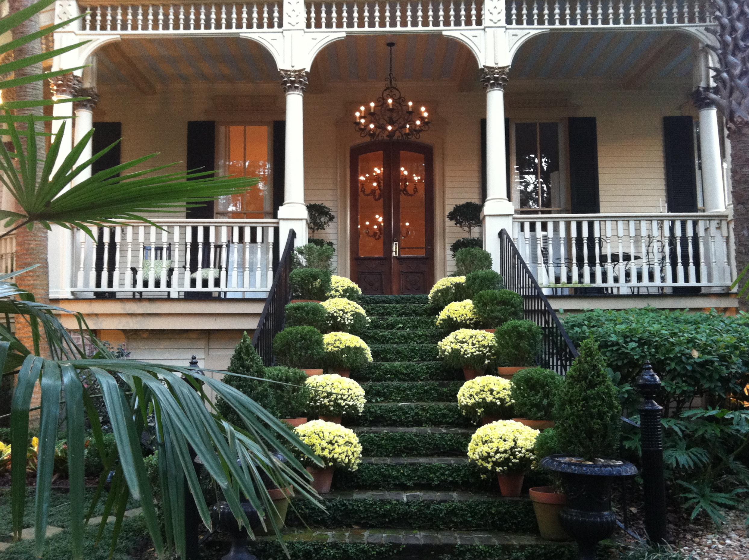Magnolia Hall, Savannah, GA