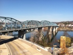 Walnut Street Bridge over the Tennessee River in Chattanooga