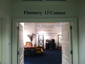 Flannery O'Connor Room
