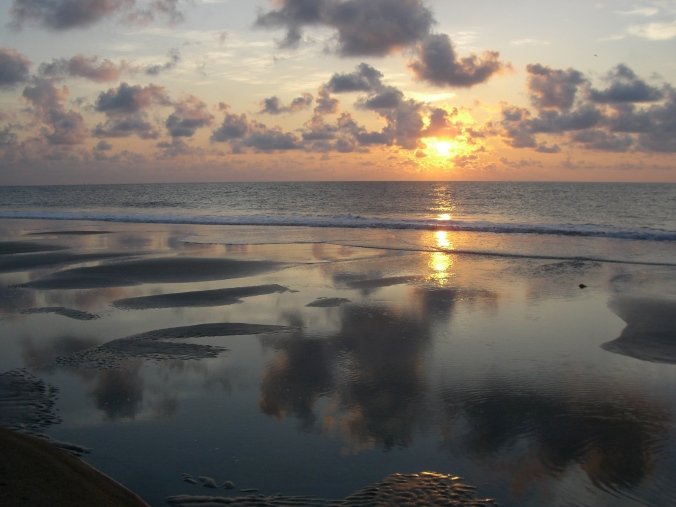 Sunrise Tybee Island, June 2008